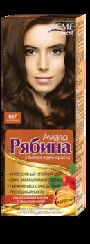 Краска для волос, ACME Рябина Avena, 100 мл., 067 - Капучино