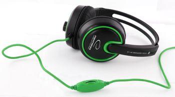 купить Esperanza EH153G Green, Stereo headset в Кишинёве