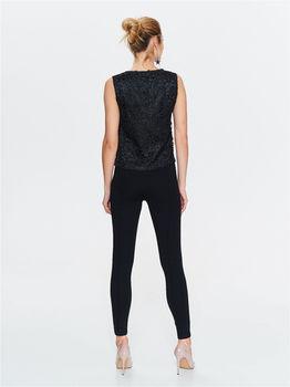 Блуза TOP SECRET Чёрный sbw0380