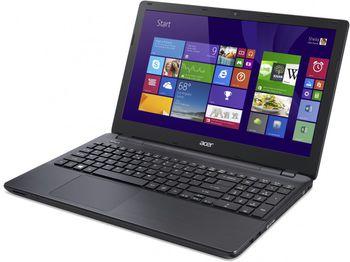 """ACER 15.6"""" Aspire ES1-512 Diamond Black HD ( NX.MRWEU.031) (Intel® Celeron® Quad Core N2930 1.90GHz (Bay Trail-M), 2Gb DDR3 RAM, 500Gb HDD, Intel® HD Graphics, w/o DVD, CardReader, WiFi-N/BT3.0, HDMI, 3cell, CrystalEye webcam, RUS, Linux, 2.4kg)"""