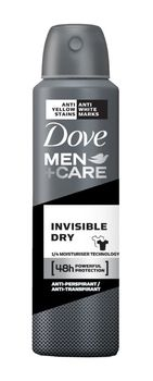 Антиперспирант Dove Men Care Invisible Dry, 150 мл