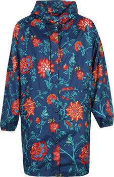Куртка TOP SECRET Синий в цветочек sku1032