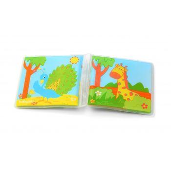 купить BabyOno Книжка с пищалкой Wild Животные в Кишинёве