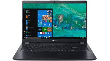 "ACER Aspire A515-52G Obsidian Black (NX.H3EEU.005) 15.6"" FullHD (Intel® Core™ i7-8565U 1.80-4.60GHz (Whiskey Lake), 8GB(2x4) DDR4 RAM, 1.0TB HDD, GeForce® MX150 2GB DDR5, w/o DVD, WiFi-AC/BT, 4cell, 720P HD Webcam, RUS, Backlit,  Linux, 1.8kg)"