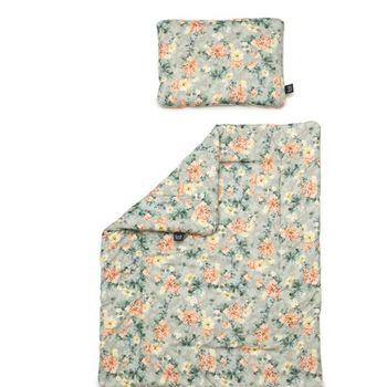 купить Комплект подушка+одеяло LaMillou Organic Jersey Blooming Boutique в Кишинёве