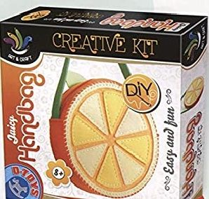 Набор для творчества Juicy Handbag Апельсины, код 41291