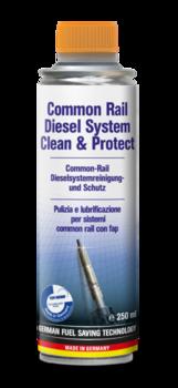 Common-Rail Diesel System Clean & Protect Очистка и защита