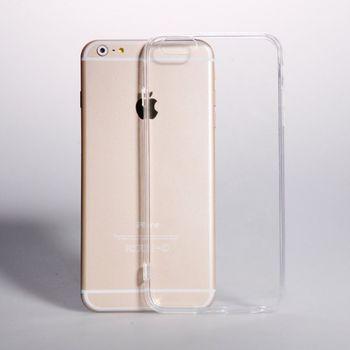 купить JZZS TPU case iPhone 6+/6s+, Transparent в Кишинёве