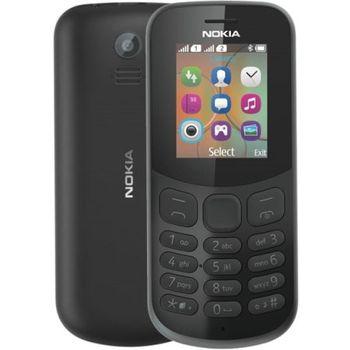купить Nokia 130 2017 Dual Sim, Black в Кишинёве