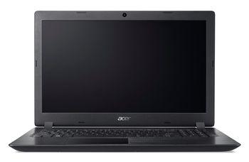 "ACER Aspire A315-31 Obsidian Black (NX.GNTEU.018) 15.6"" HD (Intel® Celeron® Dual Core N3350 up to 2.40GHz (Apollo Lake), 4Gb DDR4 RAM, 1.0TB HDD, Intel® HD Graphics 620, w/o DVD, WiFi-AC/BT, 2cell, 0.3MP CrystalEye webcam, RUS, Linux, 2.1kg)"