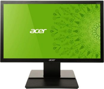 "18.5"" ACER LED V6 V196HQLAB Black (5ms, 100M:1 ACM, 200cd, 1366x768, VESA) [UM.XV6EE.A03]"