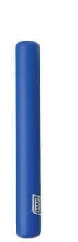 Эстафетная палочка 30 см, d=38 мм, PVC IAAF Norme Tremblay France (4125)