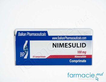 купить Nimesulid comp.100 mg N10x3 (Balkan) в Кишинёве