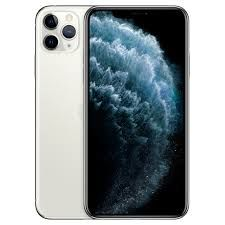 iPhone 11 Pro Max, 64 ГБ, серебристый