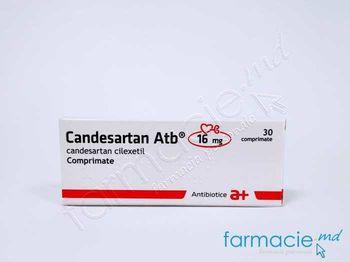 cumpără Candesartan Atb® 16 mg  comp.16 mg  N10x3 în Chișinău
