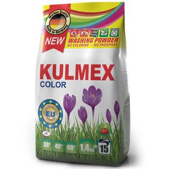 KULMEX - Стиральный порошок - Color - 1,4 Kg. - 15 WL