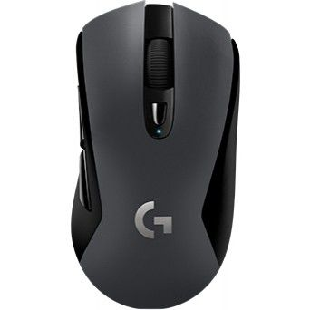 Logitech Gaming  Mouse G603 Lightspeed Wireless, Bluetooth, High-speed, Hero Gaming Sensor,  6 Programmable buttons, 200-12000 dpi, 1ms report rate