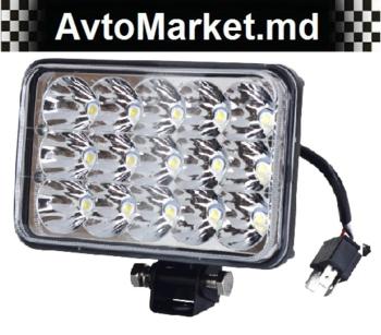 cumpără LED 300W 15 lamp x 3W optica adaugatoare în Chișinău