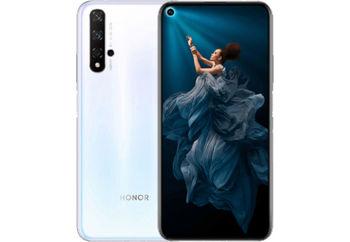 купить Huawei Honor 20 Pro 8/256Gb Duos, Icelandic White в Кишинёве