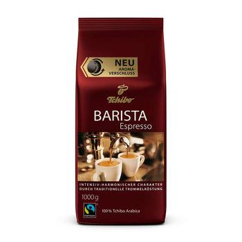 Кофе в зернах Tchibo Barista Espresso, 1 кг