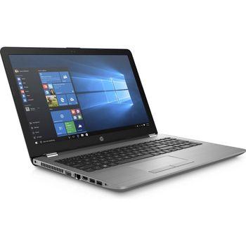 """HP 250 G6 Silver, 15.6"""" HD (Intel® Core™ i3-6006U 2.00GHz (Skylake), 4GB DDR4 RAM, 500GB HDD, Intel® HD Graphics 520, w/o DVDRW, CardReader, HDMI, VGA, WiFi-AC/BT4.2, 3cell, VGA Webcam, RUS, FreeDOS, 1.86 kg)"""