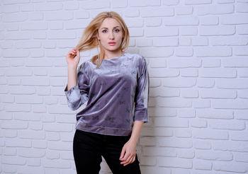 купить Блузка Simona ID 9525 в Кишинёве
