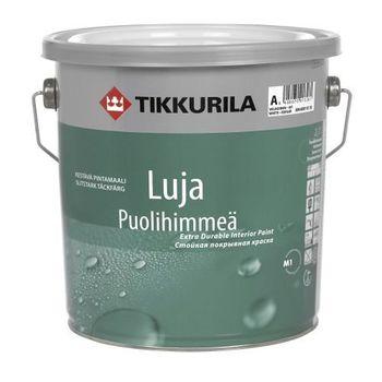 Tikkurila Краска Luja C Полуматовая 2.7л