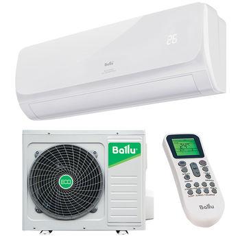 Aparat de aer conditionat tip split pe perete Inverter Ballu BSWi-09HN8 9000 BTU