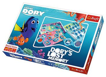 01356 Trtefl Game - Dory's Lost Memory / Disney Finding Dory