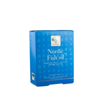 cumpără SBA Nordic Fish Oil comp. N60 în Chișinău