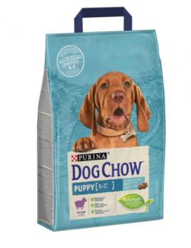 купить Dog Chow Puppy с ягнёнком ,2.5 кг в Кишинёве