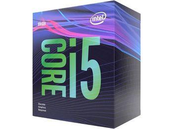 купить CPU Intel Core i5-9400F 2.9-4.1GHz (6C/6T, 9MB, S1151, 14nm, No Integrated Graphics, 65W Tray в Кишинёве