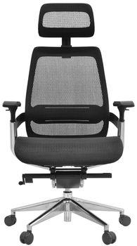 Офисное кресло Deco KB-002A Black
