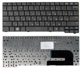 Keyboard Samsung N151 N150 N148 N145 N143 N128 N100 N102 NB20 NB30 ENG/RU Black