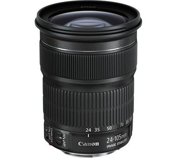 Zoom Lens Canon EF 24-105 mm  f/3.5-5.6 IS STM