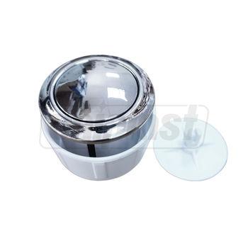 купить Кнопка для бачка WC с функц. стоп (хром) GAMA в Кишинёве