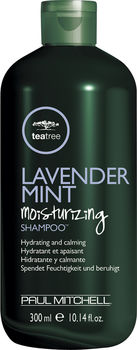 ШАМПУНЬ TEA TREE LAVENDER MINT moisturizing shampoo 300 ml