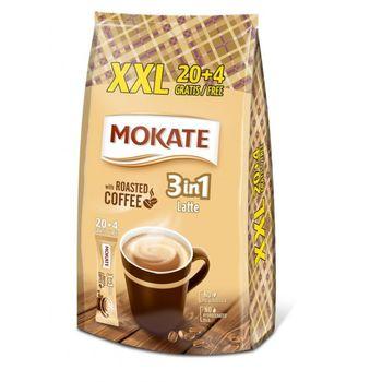 Cafea Mokate 3 in 1 Latte 24*17g