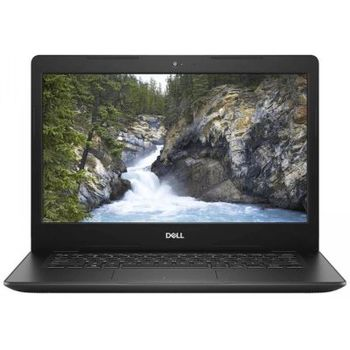 "DELL Vostro 15 3000 Black (3580), 15.6"" FHD AG (Intel Core i3-8145U, 4GB 1x4GB DDR4, 1T HDD, Intel UHD 620 Graphics, DVDRW8x, CardReader, HDMI, VGA, WiFi-AC/BT4.2, 3cell 42Whr (integrated) BT, HD Webcam, RUS, Ubuntu, 1.95kg)"