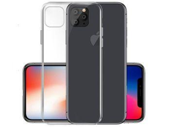 Чехол для Apple iPhone 11 Pro Max, Ультра тонкий ТПУ