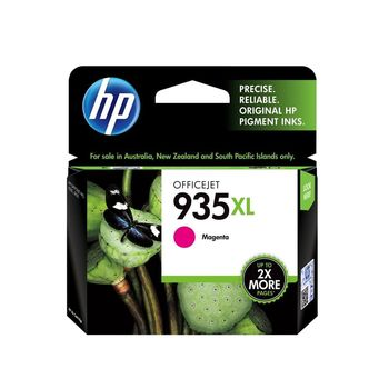 HP #935XL Magenta Officejet Ink Cartridge, Up to 825 pages