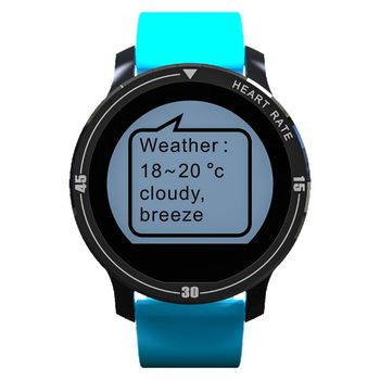Smart Watch Smartch S200 IP67 MTK2502 Bluetooth  support Heart Rate Monitor Waterproof Pedometer Call Reminder
