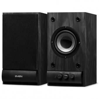 Speakers SVEN SPS-608, 10W RMS, Silver