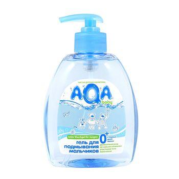 cumpără AQA baby Gel pentru curățarea băieți 300ml în Chișinău