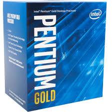 Процессор Intel Pentium G6400 4,0 ГГц (2 ядра / 4 потока, 4 МБ, S1200, 14-нм, интегрированная графика UHD Graphics 610, 58 Вт)