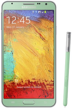 Samsung N7502 Galaxy Note 3 Neo Green 2 SIM (Duos)