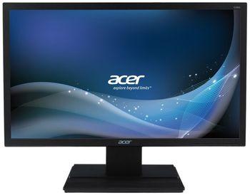 "21.5"" ACER LED V6 V226HQLBBD Black (5ms, 100M:1, 200cd, 1920x1080, DVI) [UM.WV6EE.B04]"