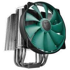 """AC Deepcool """"LUCIFER V2"""" (12,6–31,1 дБА, 300–1400 об / мин, 81,3 куб. Футов в минуту, 140 мм, ШИМ, 130 Вт, 1079 г.)"""