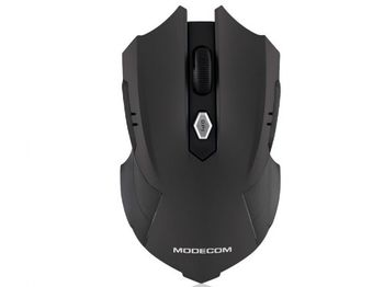 купить Wireless Mouse MODECOM MC-WM6, Optical, 800-1600 dpi, 4 buttons, Ambidextrous, 1xAA, Black в Кишинёве