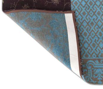 купить Ковёр ручной работы LOUIS DE POORTERE Vintage Turquoise 8105 в Кишинёве